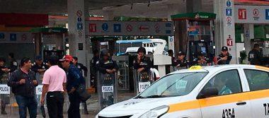 Pide la Onexpo investigar toma de gasolineras por supuestos maestros
