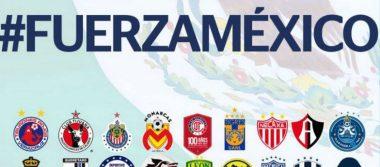 Equipos de la liga MX realizarán colecta de víveres tras sismo