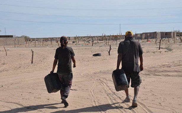 #DATA | De los 33 millones de hogares en México, sólo el 68% recibe agua diario