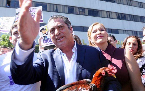 El Frente Ciudadano busca repartirse el poder: Jaime Rodríguez