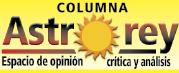 Columna Astrorey Espacio de Opinion Grafico y Análisis