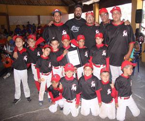 La tarde de ayer, se llevó a cabo la entrega de reconocimientos individuales y por equipo a lo mejor de la Liga de Beisbol Infantil y Juvenil 2016–2017 del Club Deportivo Muralla. Foto: Jesús Guzmán / El Sol de Mazatlán.