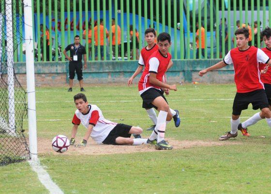 Comienza intensa actividad de Futbol en la 9ª Copa Mazatlán