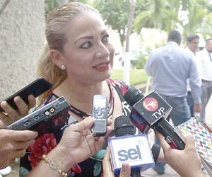 Urge que violencia contra la mujer se persiga de oficio: MaribelChollet