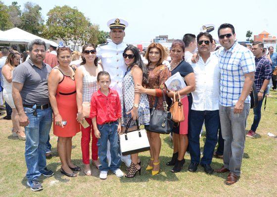 Egresan 107 estudiantes de la escuela Náutica Mercante de Mazatlán