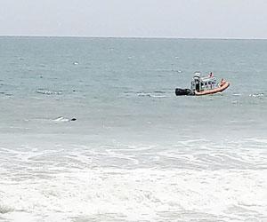 Se ahoga joven en Playa Cerritos