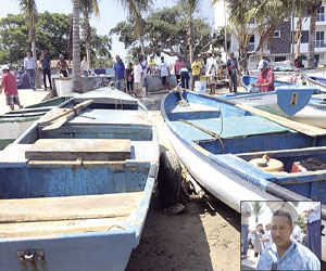 RechazanLonja Pesquera en Playa Norte; exigen Apoyos Reales