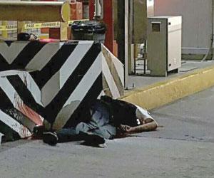 Asesinan a vigilante de la caseta de peaje de Mesillas