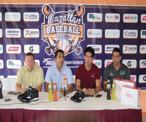 Anuncian Torneo de Beisbol en Mazatlán