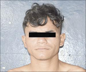 Auxilia Policía Municipal a mujer que era golpeada por su hijo;  el hombre es puesto tras las rejas