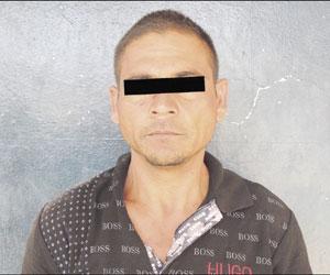 Policías municipales capturan en flagrancia a presunto ladrón de Casas