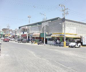 Urge a Mercado de la Juárez apoyo previo a temporada de lluvias