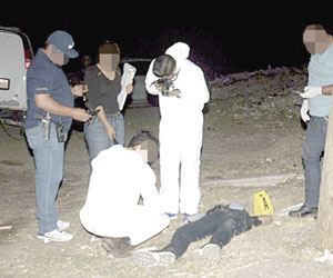 Matan a otro Joven en la Zona Sur de Culiacán