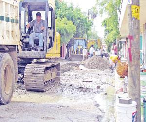 Obra pública da ocupación a constructoras: CMIC