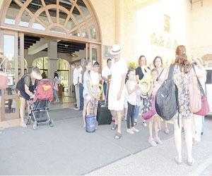 Reservacionesde Hoteleríapara verano, 10 por cientoarriba al 2016