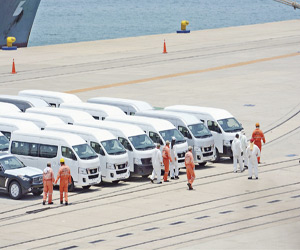 Aumentará Ford movimiento de vehículos por Mazatlán