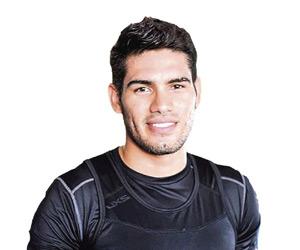 Gilberto Ramírez se prepara para importante reto en septiembre
