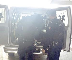 Se escapa un herido de bala del Hospital General