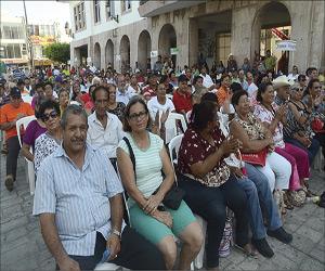 Se Divierten 'sin conflicto' en La Hora Municipal