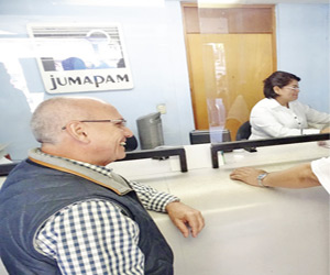 Ajusta la Jumapam  a usuarios morosos;  deben 180 mdp: Gerencia