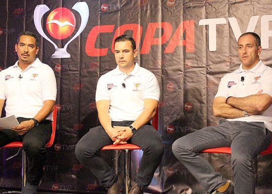 Invitan a Primera Copa TVP de Futbol Soccer