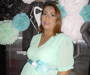 Tiene Fiesta de Canastilla Wendy Liliana Pérez