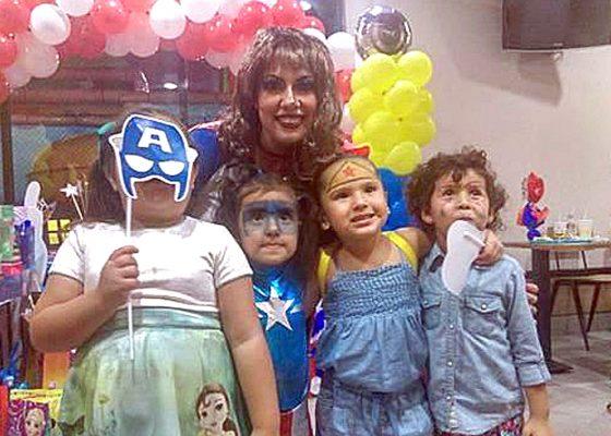 Disfruta piñata Josmar Nicolle Barrón
