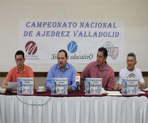 Se viene el XV Campeonato Nacional de Ajedrez del Colegio Valladolid