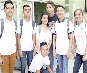 Asisten a curso de Inducción alumnos de Nuevo Ingreso del Conalep Mazatlán II