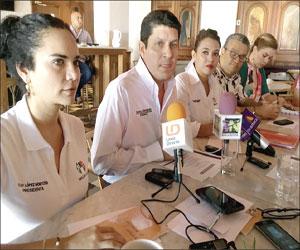 Realizan priistas en Mazatlán Mesa de Trasparencia, Rendición de Cuentas y Ética