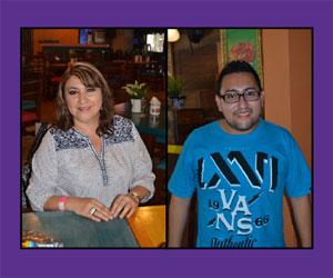 Felicitan a Blanca Ramírez González y Víctor Vargas Ruiz