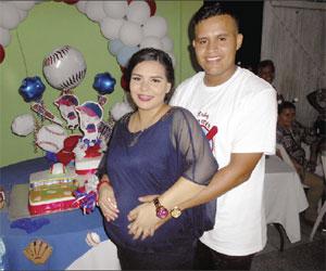 Tiene Fiesta de Canastilla Karina Guadalupe Meza de Hernández