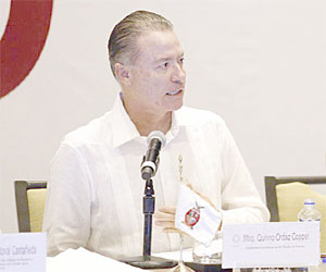 Coordinará Quirino Ordaz comisiones del Campo y la Pesca en la Conago