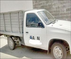 Policía Municipal recupera vehículo reportado robado y aprehende al conductor de dicha unidad