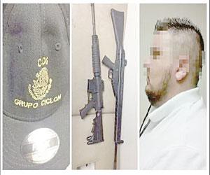 Vacacionaba presunto Secuestrador en el puerto Mazatleco