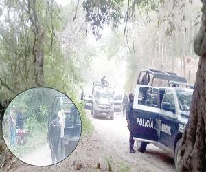 Refuerzan vigilancia en zona rural