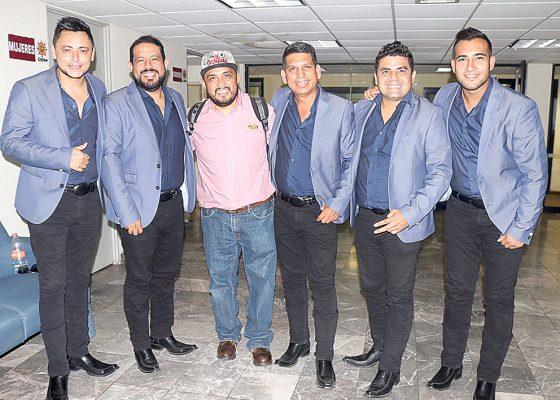 Bésame, la nueva apuesta de la Banda La Contagiosa