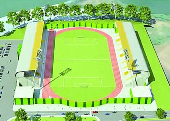 El estadio de futbol sería ubicado en otra parte del puerto