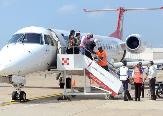 Fortalecerán conectividad aérea de Mazatlán