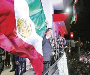 Saldo Blanco en las Fiestas Patrias:Alcalde