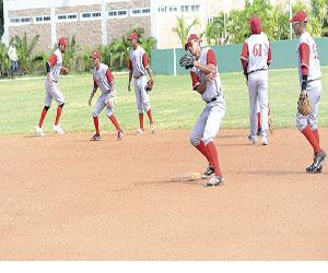 Los rojos se ponen en forma antes de encarar la Liga Mexicana del Pacífico 2017-2018. Foto: El Sol de Mazatlán.