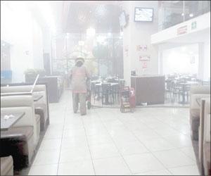 Advierten bomberos que tienen que mejorar el sistema de ventilación de Fórum