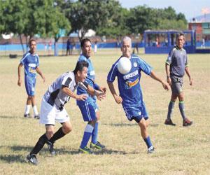 Cofile – Panteras doblegó 1–0 a su similar de Arquitectos Guzmán. Foto: El Sol de Mazatlán.