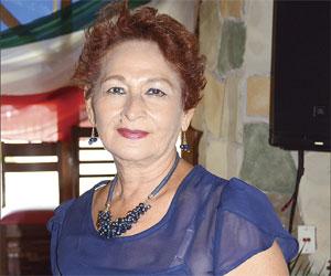 Celebran el cumpleaños de Griselda de Chavarín
