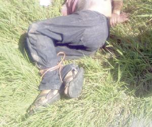 Identifican el cuerpo de la persona que fue ultimada en Capirato