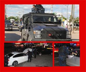 Los operativos contra el robo de vehículos son de manera permanentes