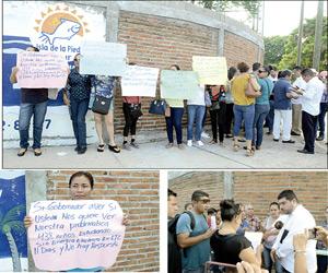 Padecen deshidratación alumnos de Primaria del Infonavit Playas