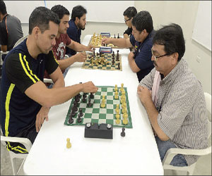Muestran clase Velarde y Camacho