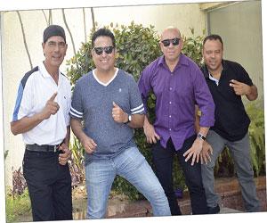 """Vienen Los Cheles con """"La tropipunta"""""""