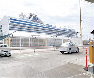 Sufren Dificultades Cruceristas en el Centro
